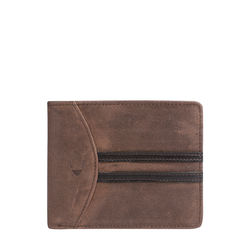 292-030 (Rf) Men's wallet,  brown