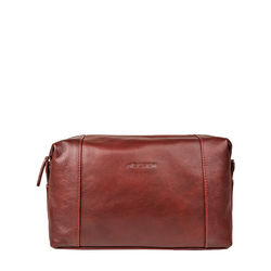 Nicholson 03 Washbag,  red, regular