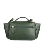 Vitello 01 Women s Handbag, Ranch Mel Ranch,  emerald green