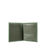 296 L105 (RFID) MEN S WALLET CAMEL,  emerald green