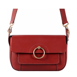 HIDESIGN X KALKI REBEL 03 SLING BAG DENVER,  marsala