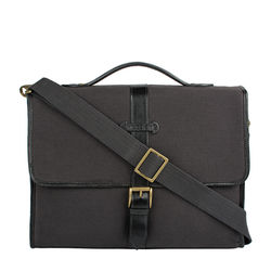 Yoruk 01 Briefcase,  black