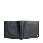 36-02 Sb (Rfid) Mens Wallet Regular Printed,  black