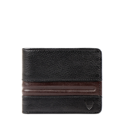 286 2021S RF MENS WALLET, RANCHERO,  black