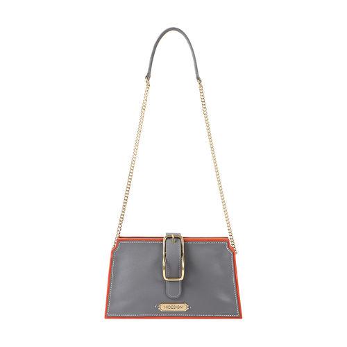 La Porte 03 Women s Handbag Melbourne Ranch,  grey