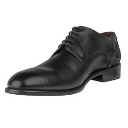 Saville Men's shoes, 7,  black