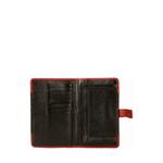 Marty W3 (Rfid) Women s Wallet Woven Ranchero,  black