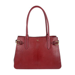 Shanghai 01 Sb Handbag,  red