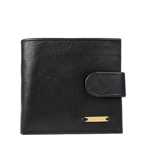 010sc Men s Wallet, Melbourne Ranch,  black