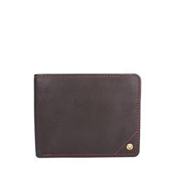 Asw001 (Rf) Men's wallet,  brown