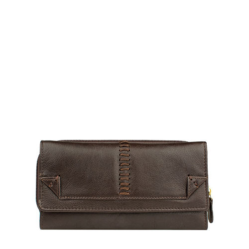 Stitch W3 Women s Wallet, roma,  brown