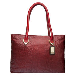 Yangtze 02 Women's Handbag, Elephant Ranch,  red