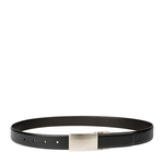 Robert 01 Men s Belt, Ranch, 34-36,  black