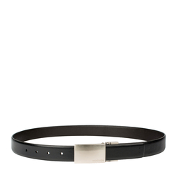 Robert 01 Men's Belt, Ranch, 38-40,  black