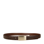 Robert 01 Men s Belt, Ranch Croco, 40-42,  brown