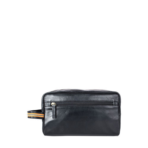 1700 Washbag Regular,  black