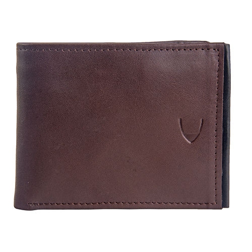 265-L109F Men s wallet,  brown, soho