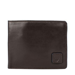 278-490 Men's wallet, lamb,  brown