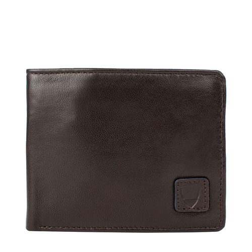278-490 Men s wallet,  brown, lamb
