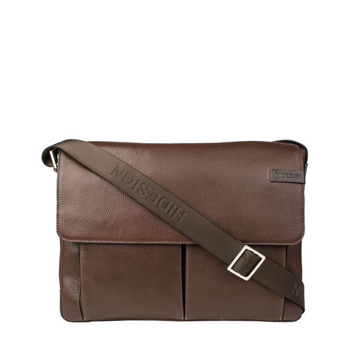 Travolta 01 Messenger bag,  brown