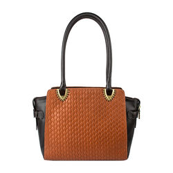 Ee Liya 02 Handbag, woven,  tan