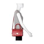 Treccia 03 Women s Handbag, Soho,  red