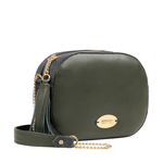 EE MOROCCO 07 WOMENS HANDBAG MELBOURNE RANCH,  emerald green