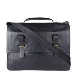 Campbell 03 Briefcase Ranchero,  black