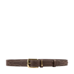 TAOS MENS BELT MELBOURNE RANCH,  brown, 42