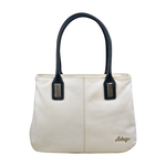 Opal 02 Women s Handbag, Cowdeer Ranch,  white
