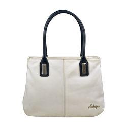 Opal 02 Women's Handbag, Cowdeer Ranch,  white