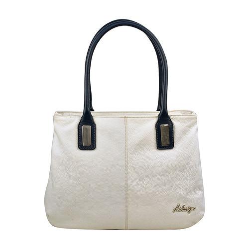 Opal 02 Women s Handbag, Cowdeer Ranch,  white