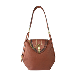 SWALA 02 WOMENS HANDBAG, KALAHARI,  tan