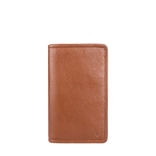 267-031f (Rfid) Passport Holder Regular Ranch Melbourne,  tan