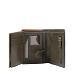 312-108 TF (RF) MENS WALLET REGULAR,  black