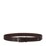 Ee Leanardo Men s Belt Glazed Croco Printed,  brown, 40