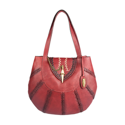 Swala 01 Women's Handbag, Kalahari Mel Ranch,  red