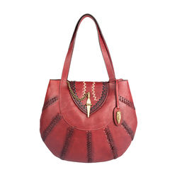 Swala 01 Women's Handbag, Kalahari Mel Ranch,  red