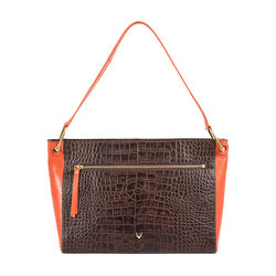 Jupiter 02 Sb Women's Handbag Croco,  brown