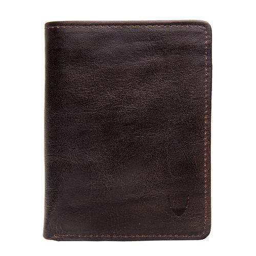 L108 Men s wallet,  brown, regular