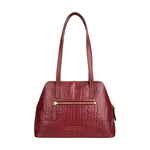 Cera 01 Women s Handbag, Elephant Melbourne Ranch,  red