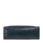 Kasai 01 Sb Women s Handbag, Croco,  midnight blue