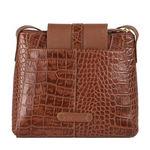 Sb Lyra Women s Handbag Croco,  tan
