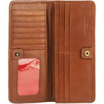 Ascot W3 (Rfid) Women s Wallet, Soho Melbourne,  tan