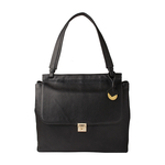 Alhena 01 Women s Handbag, Cow Deer,  black