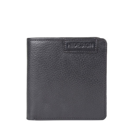 URANUS W3 SB (Rf) Men s wallet,  black