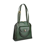 Croco 01 Women s Handbag, Croco Melbourne Ranch,  green