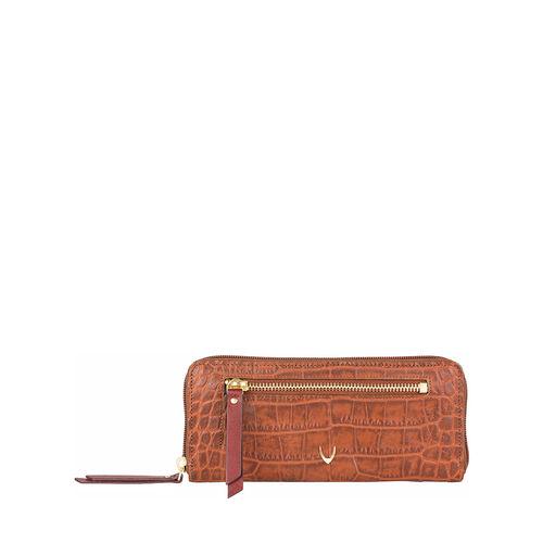 Jupiter W2 Sb (Rfid) Women s Wallet, Croco Melbourne Ranch,  tan