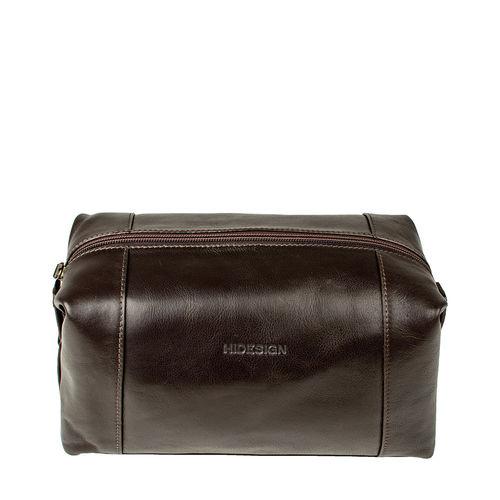 Nicholson 03 Washbag,  brown