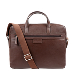 EE LUKA 01 MESSENGER BAG MANHATTAN,  brown